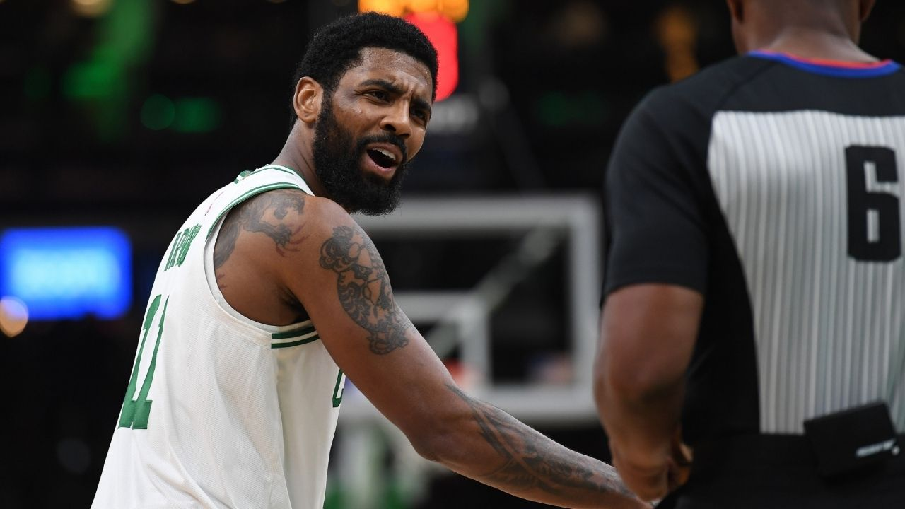 """""""Kyrie Irving is useless for 41 nights"""": Mark Jackson emphatically suggests the Brooklyn Nets look to trade the former Celtics guard due to COVID vaccine debacle"""