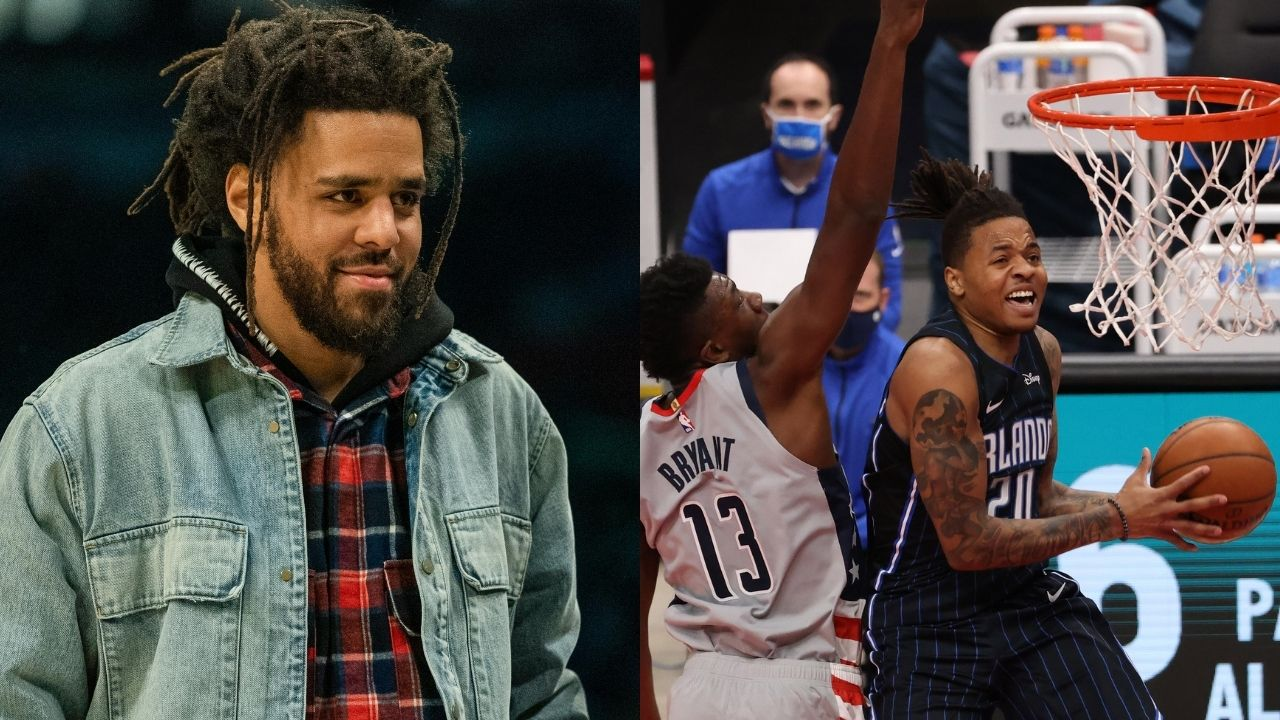 """""""Pray for Markelle Fultz 'cause they f****d up his shot"""": How the former no.1 overall Sixers pick reacted to being shouted out by J Cole"""