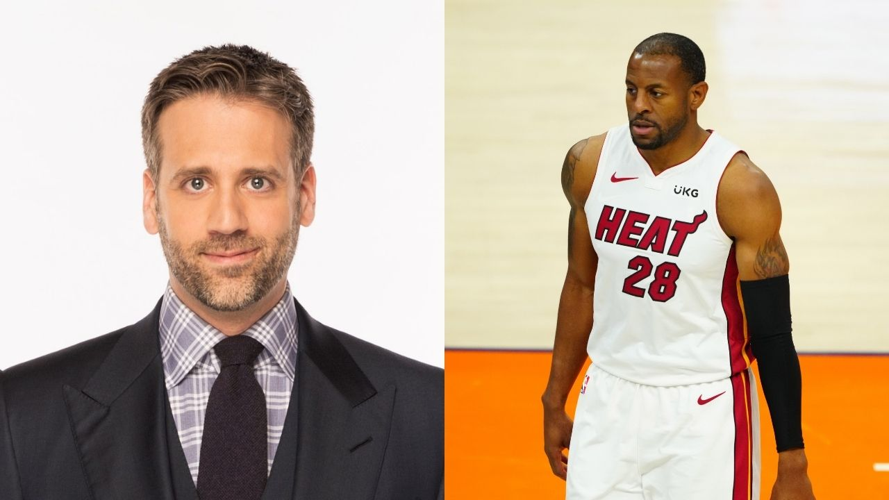"""""""Appreciate you supporting me, Max Kellerman"""": Andre Iguodala hilariously references Kellerman's 'Steph Curry' in a special message for the former First Take analyst as he parts ways with them after a 5-year run"""