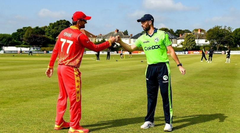 IRE vs ZIM Fantasy Prediction: Ireland vs Zimbabwe 4th T20I Game – 2 September 2021 (Bready). Paul Stirling, Ryan Burl, and Mark Adair will be the best fantasy picks for this game.