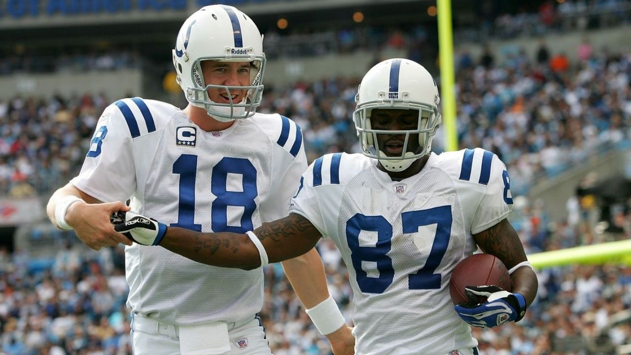 """""""I know this Motherf**ker Peyton Manning Ain't Talking to Me Like That"""": When Reggie Wayne Shoved His HOF QB On the Sideline During a Loss to the Jaguars"""