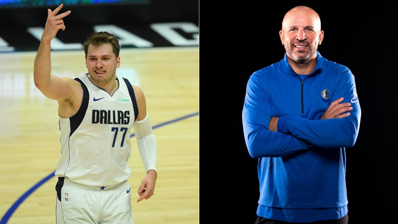 """""""I look at Luka Doncic as a young Picasso"""": While giving out some high praises, new Mavs coach Jason Kidd managed to draw comparisons between the Slovenian MVP and the famous artist"""