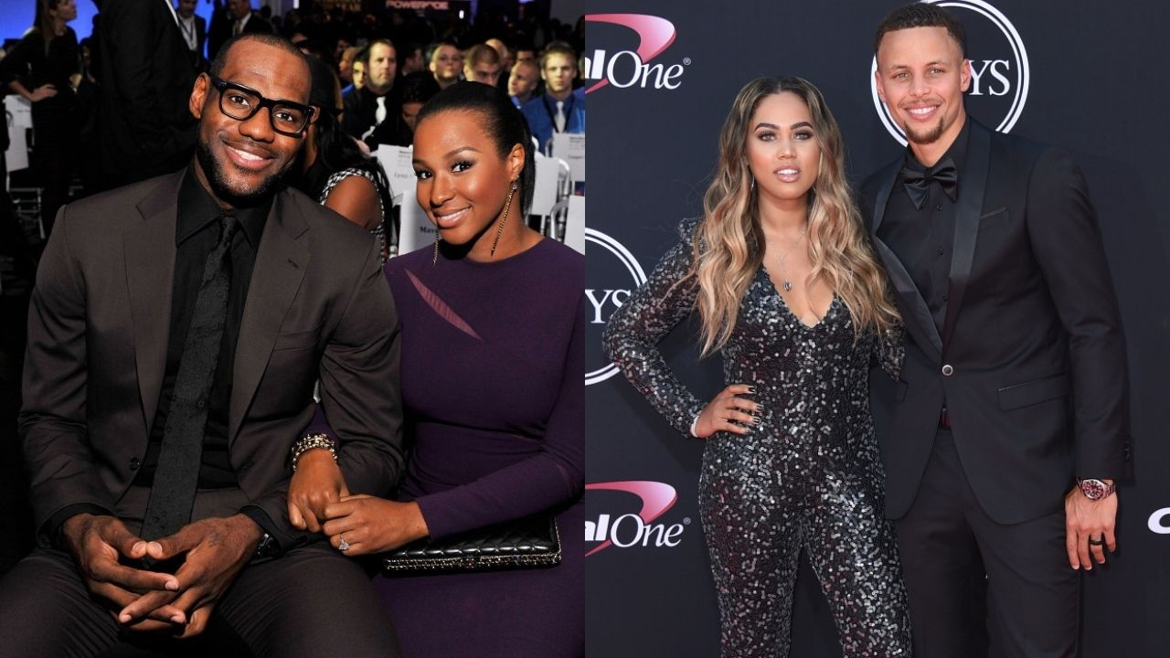 """""""Stephen A Smith, don't pit Savannah James and I against one another"""": When the ESPN analyst unprofessionally compared Ayesha Curry and LeBron James' wife's looks"""