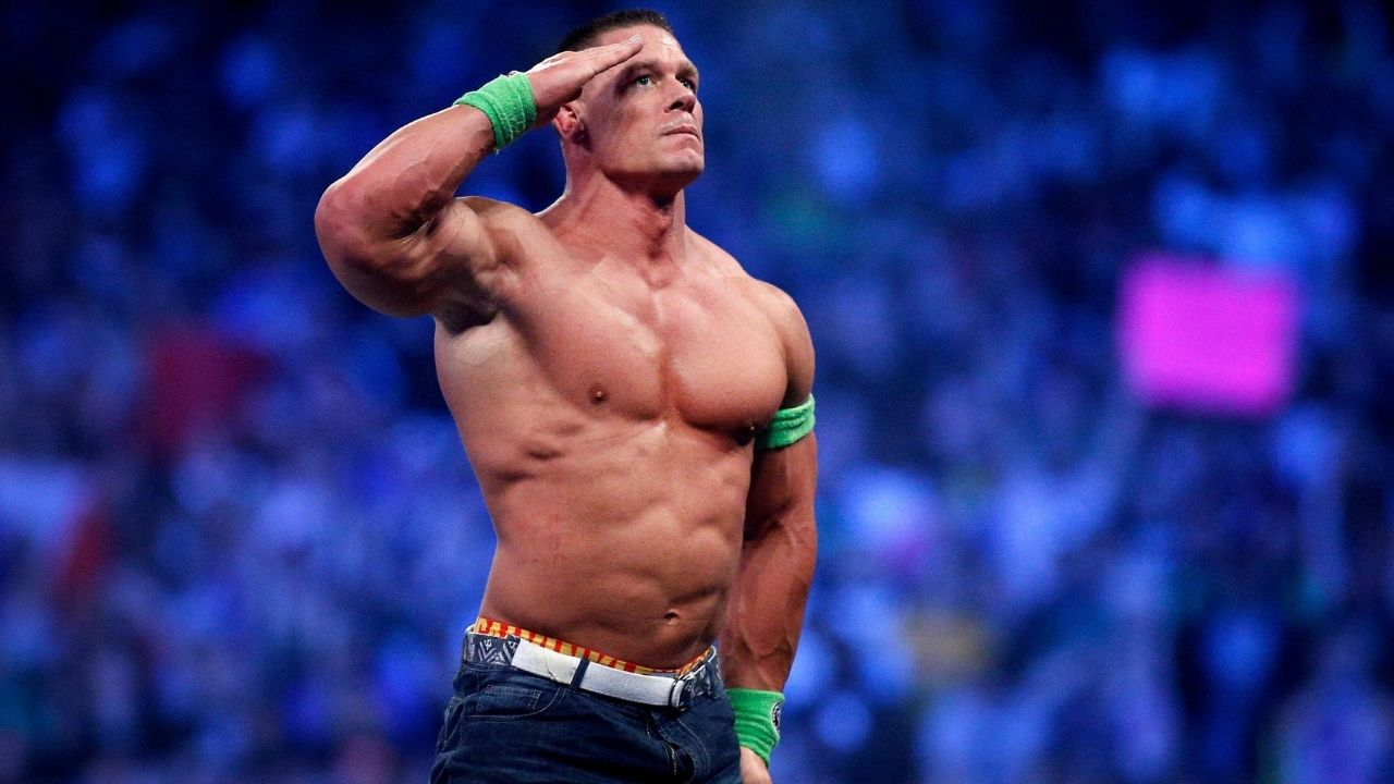 Former Universal Champion says he has a bone to pick with John Cena