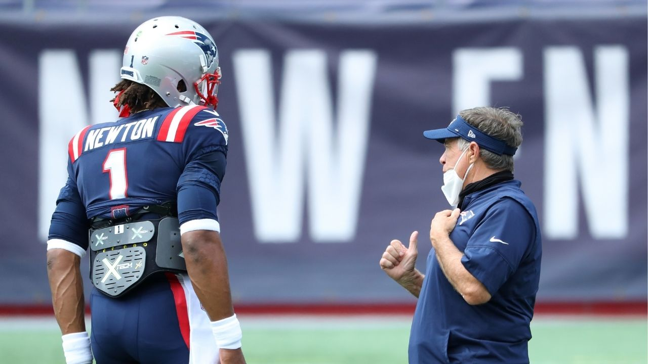 """""""The vaccine does not solve all problems"""": Bill Belichick debunks claims that Cam Newton release had to do with his vaccination status"""