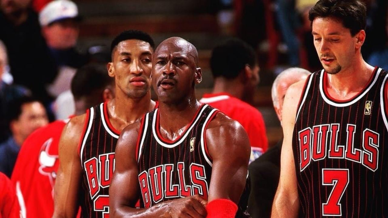 """""""Scottie Pippen was a better teammate than Michael Jordan"""": Hall of Famer Toni Kukoc gets candid about his relationship with the Bulls' superstar duo"""