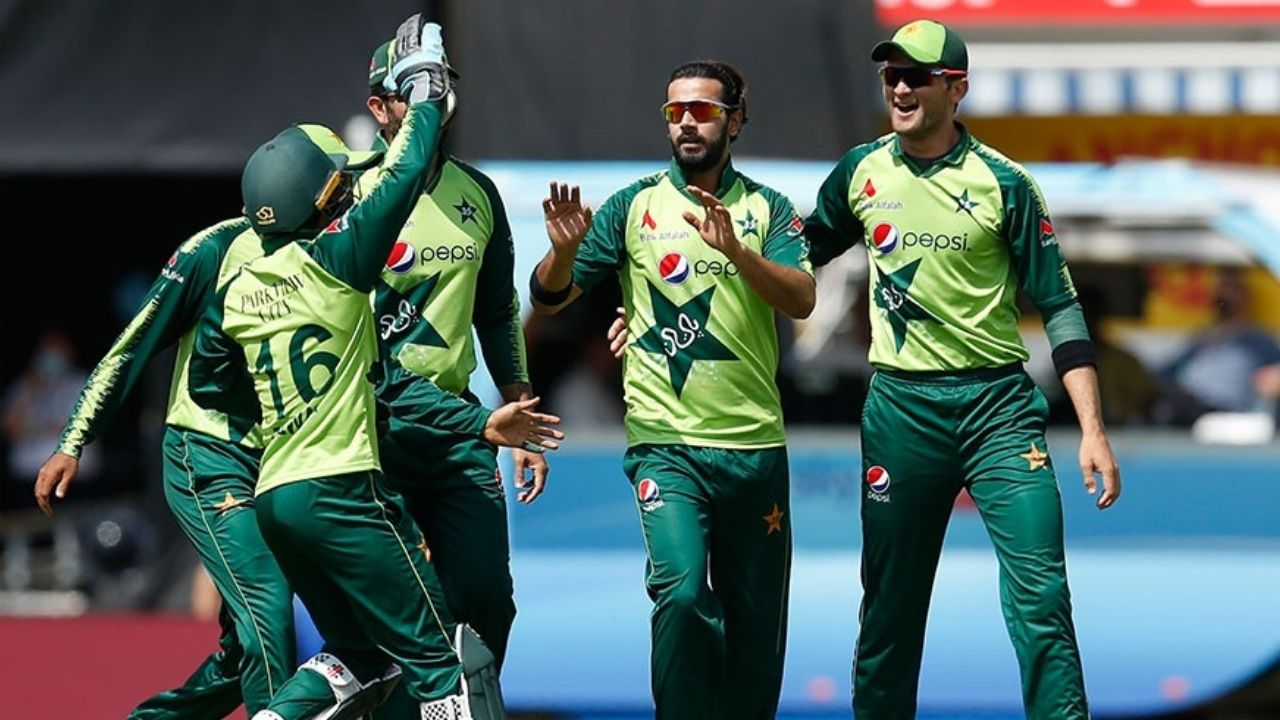 Pakistan make 3 changes to the ICC Men's T20 World Cup squad