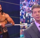 Drew McIntyre talks relationship with Vince McMahon