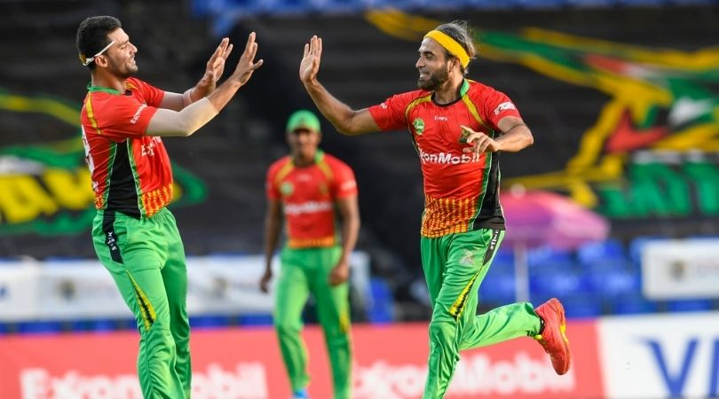 GUY vs SKN Fantasy Prediction: Guyana Amazon Warriors vs St Kitts and Nevis Patriots – 15 September 2021 (St Kitts). Odeon Smith, Romario Shepherd, Evin Lewis, and Fabian Allen will be the players to look out for in the Fantasy teams.