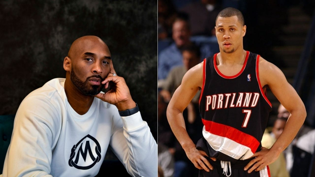 """""""Michael Jordan was the greatest sports figure for me, but Kobe Bryant became second"""": Brandon Roy reminisces about the impact of the Lakers legend on basketball on Michael Porter Jr's Curious Mike Podcast"""