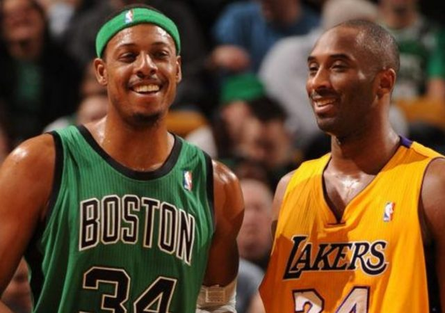 """""""Kobe Bryant wanted to destroy his opponents every night"""": Paul Pierce narrates the harrowing experiences of guarding the Mamba while talking about his killer mentality"""