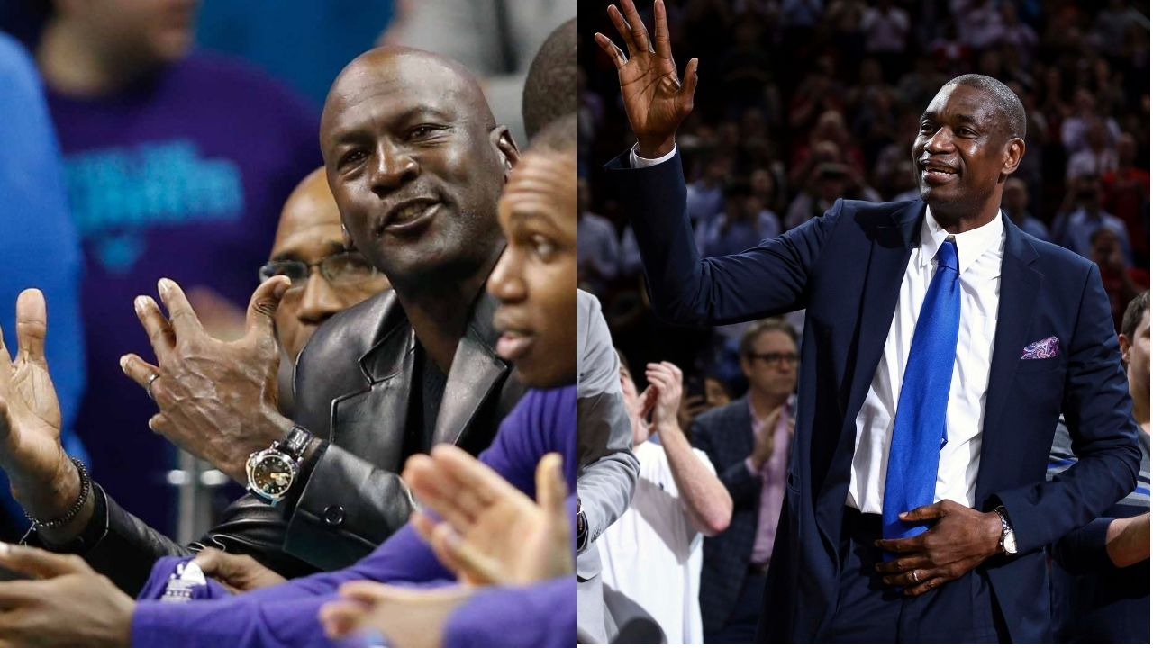 """""""Playing against Michael Jordan helped me elevate myself to an All-Star"""": NBA veteran Dikembe Mutombo shares his experience of competing against the Bulls legend"""
