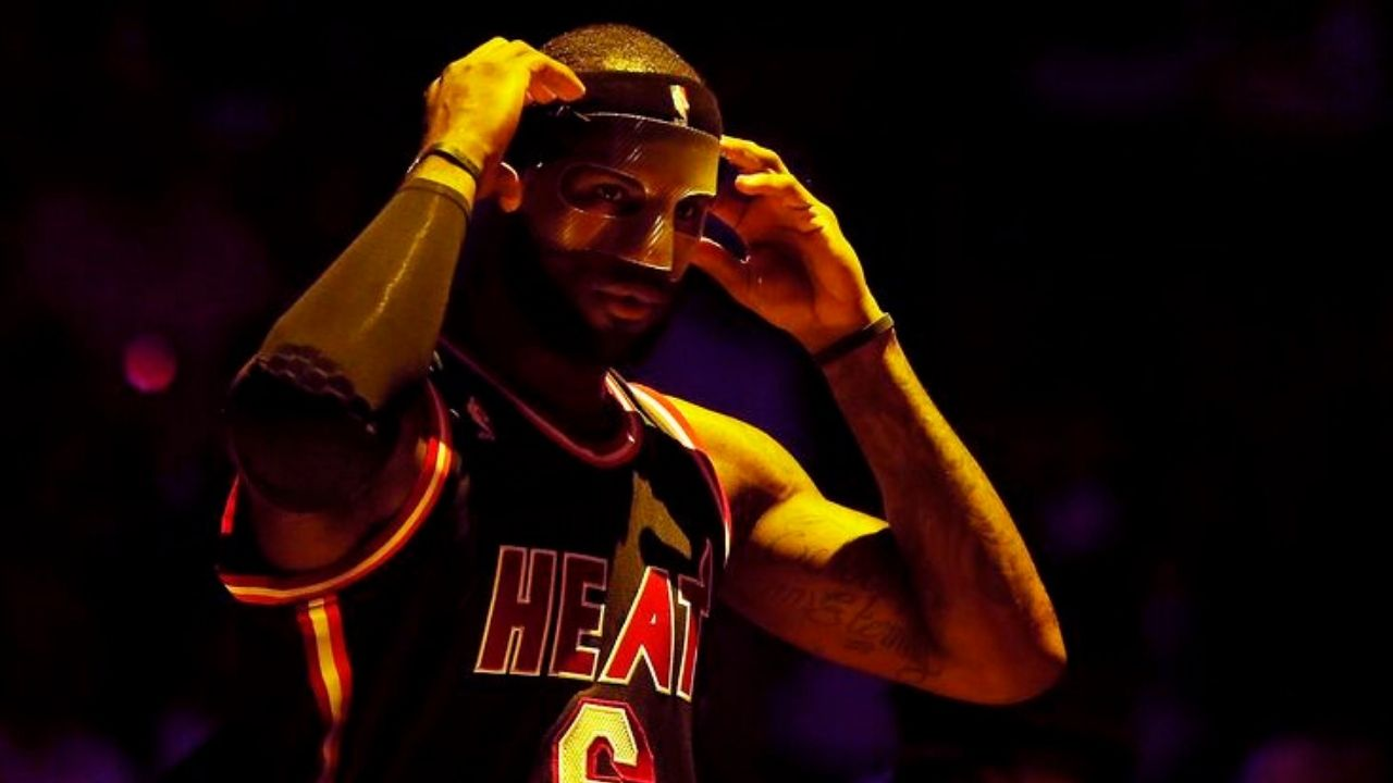 """""""Should I admit I'm a championship chaser and that I did it for the money?"""" When LeBron James embraced the role of 'villain' after leaving the Cavaliers for the Miami Heat"""