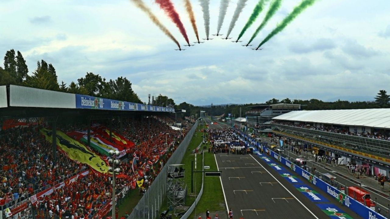 """""""Ten teams, the FIA, F1 are all on completely the same page"""" - Race Director Michael Masi re-confirms sprint qualifying winner will continue to be awarded the pole position at Monza"""