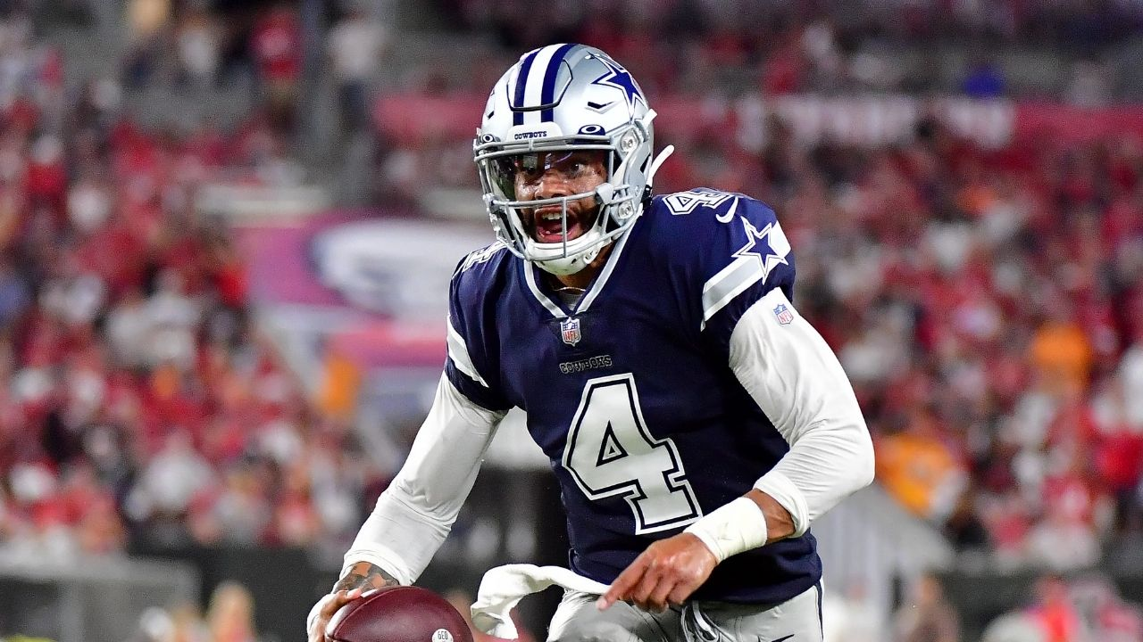 """""""I'm an even better player than i was in 2020"""": Dak Prescott sends strong message to his doubters after stellar Week 1 debut"""