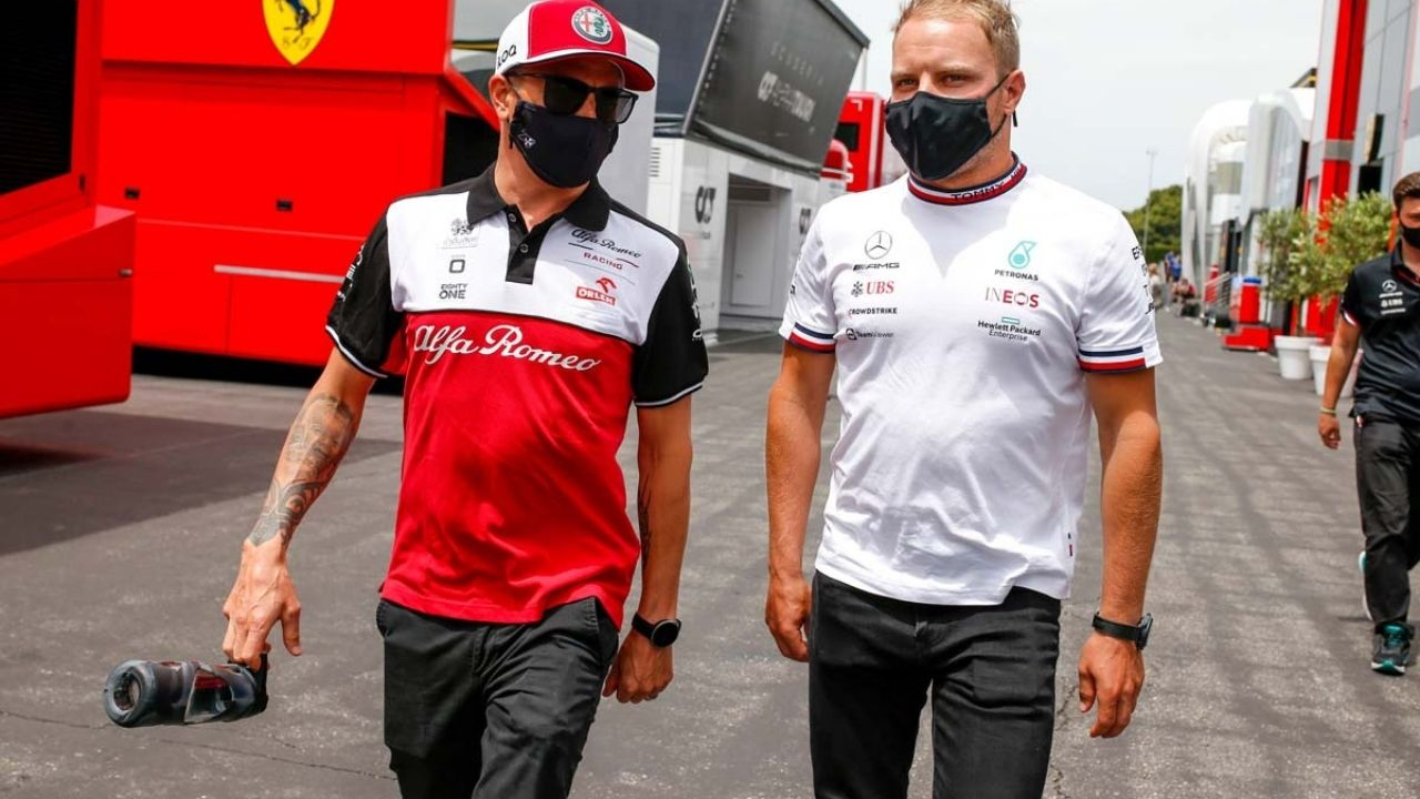 """""""Why? Because it's exciting!"""" - Valtteri Bottas keen to jump on the Alfa Romeo ship and be their captain next season"""