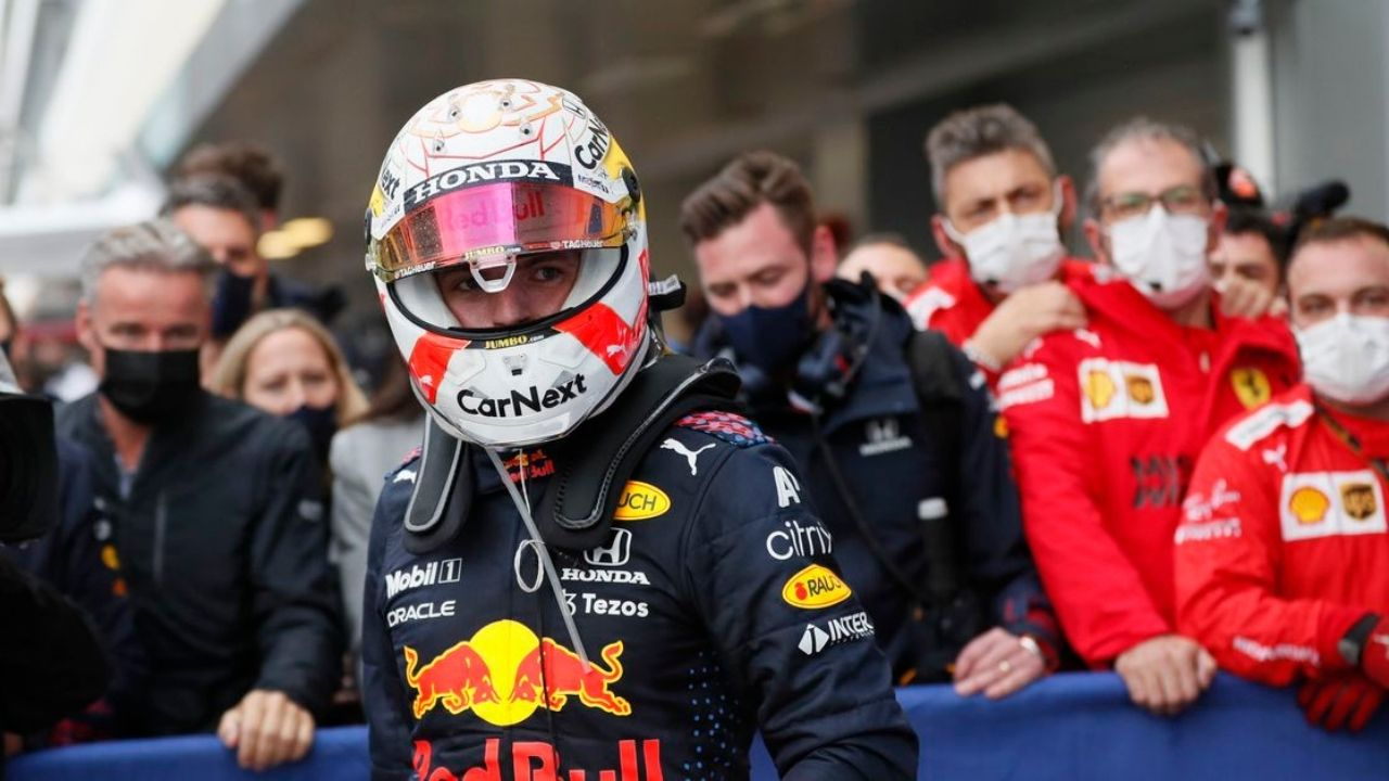 """""""That result almost feels like a victory""""– Christian Horner relishes Max Verstappen's P2 podium after starting race from P20"""