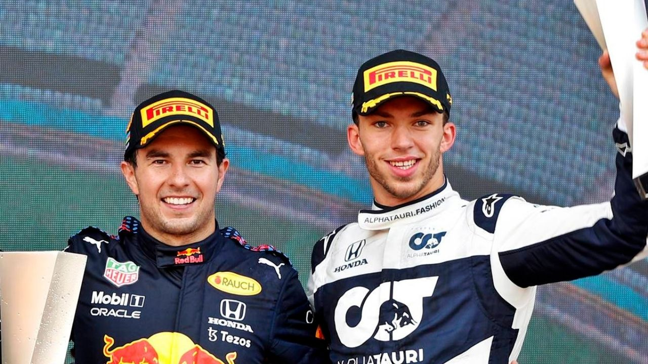 """""""Apparently they prefer to continue with Perez""""– Pierre Gasly is frustrated with Red Bull not rewarding him for his exceptional performances with inferior car"""