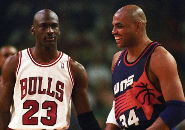 """""""I know that's Michael Jordan but that's a foul!"""": When Charles Barkley got fed up with the Bulls legend getting favorable calls from NBA refs"""