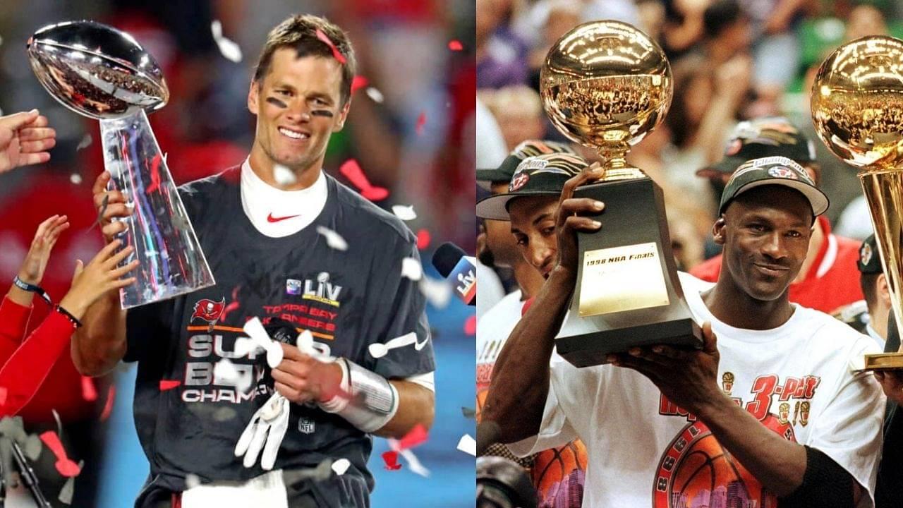 """""""I ain't going for Joe Montana, I'm going Michael Jordan"""": When Tom Brady told Julian Edelman his ultimate goal for NFL career"""