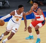 """""""RJ Barrett ran more than any other NBA player in 2020-21"""": Knicks youngster tops list including Julius Randle and Buddy Hield"""