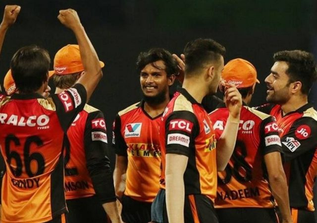 SRH team 2021 IPL: How many changes have Sunrisers Hyderabad made to their squad for IPL 2021 Phase 2?