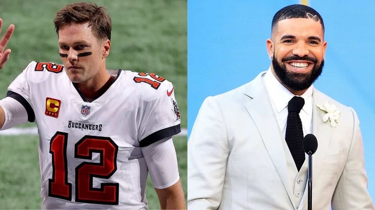 """""""Feeling Left Out That I'm Not on 'Certified Lover Boy'"""": Tom Brady is Shocked that Drake Didn't Give Him a Verse on CLB"""
