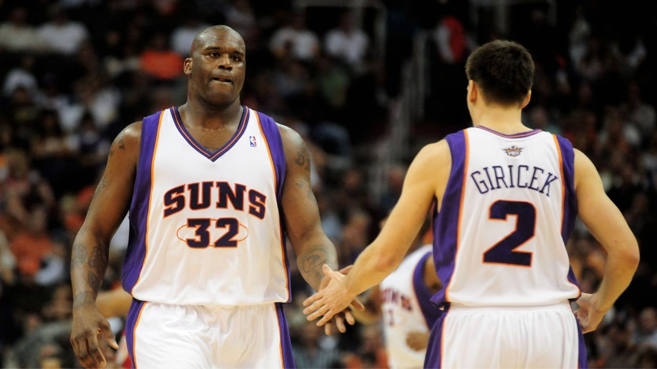 """""""Shaquille O'Neal choked out his Suns teammate for being selfish"""": Grant Hill recounts the time the Lakers legend put a guard to sleep while they were fighting for a Playoff berth"""