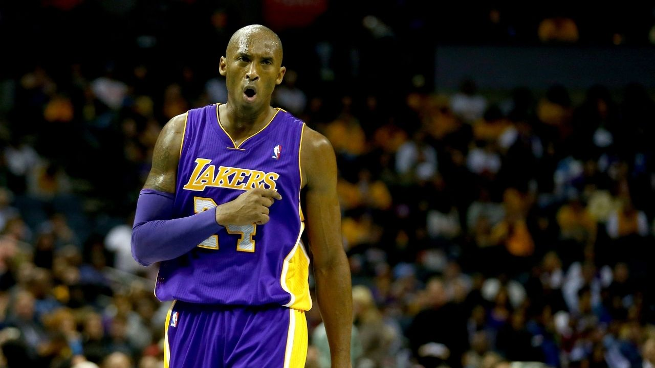 """""""I tried being the leader of the team, but Kobe Bryant just wouldn't let me!"""": Chris Bosh explains the invaluable lesson the Lakers legend once taught him purely through his actions"""