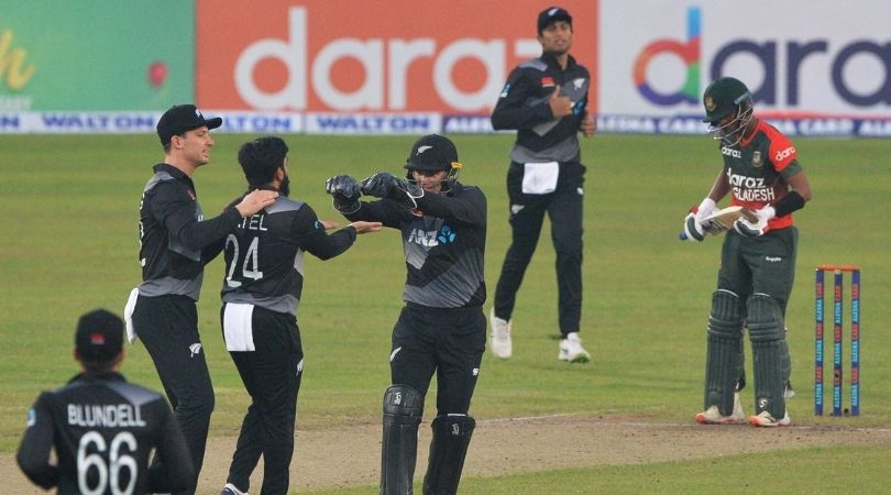 BAN vs NZ Fantasy Prediction: Bangladesh vs New Zealand 4th T20I – 8 September 2021 (Dhaka). Shakib al Hasan, Mustafizur Rahman, Cole McConchie, and Rachin Ravindra are the best fantasy picks for this game.