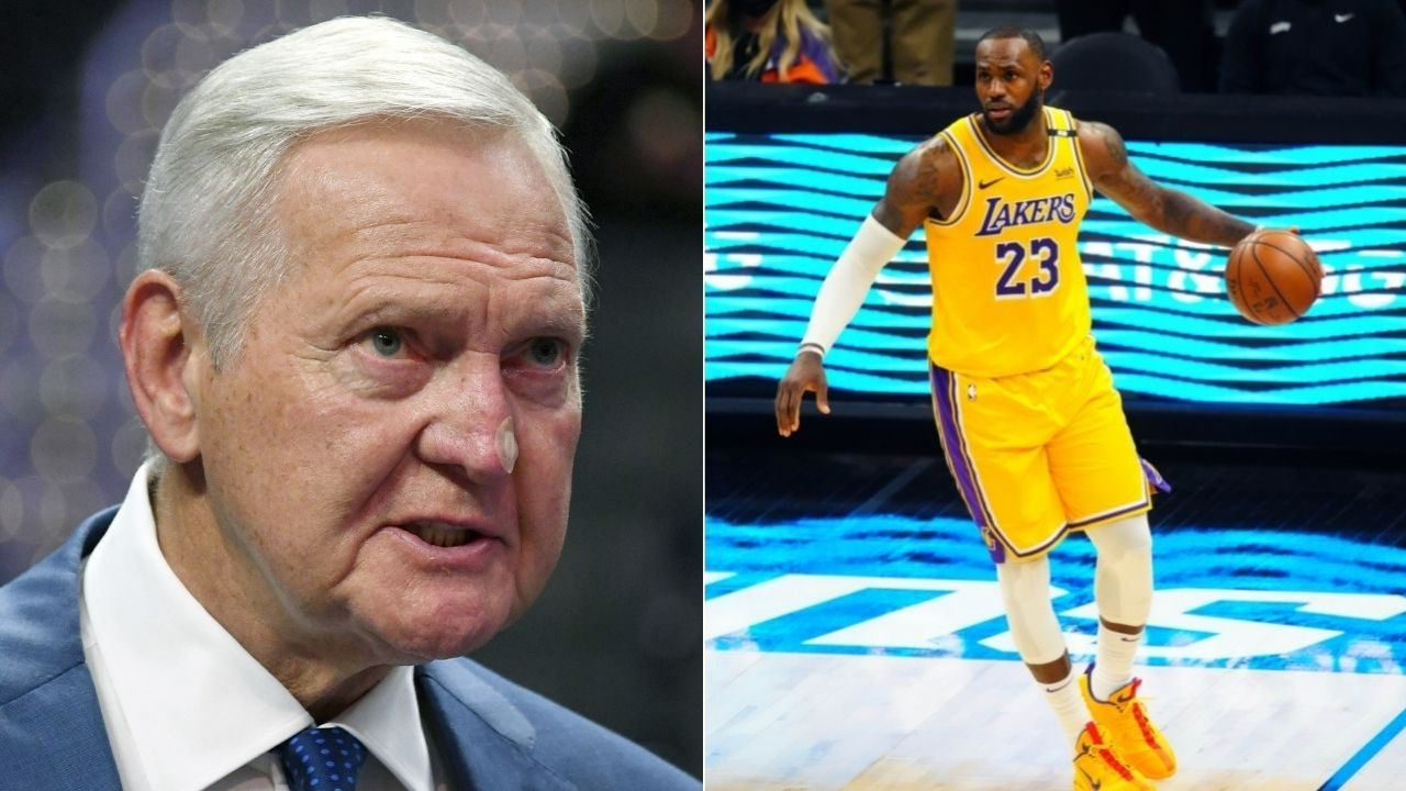 """""""LeBron James is the smartest NBA player ever"""": When Jerry West lauded the Lakers superstar right after he won his 4th ever title"""