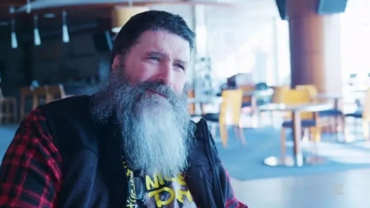 Mick Foley says WWE is no longer the place talent aspire to be