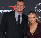 """""""I Watch So Much Film That Camille Kostek Throws Sh*t At Me"""": Rob Gronkowski Claims That His Dedication to Football Can Irritate His Girlfriend At Times"""