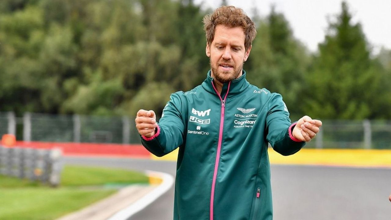 """""""I think that's good""""– Sebastian Vettel supports extinction rebellion at Dutch GP which speaks against the purpose of F1"""
