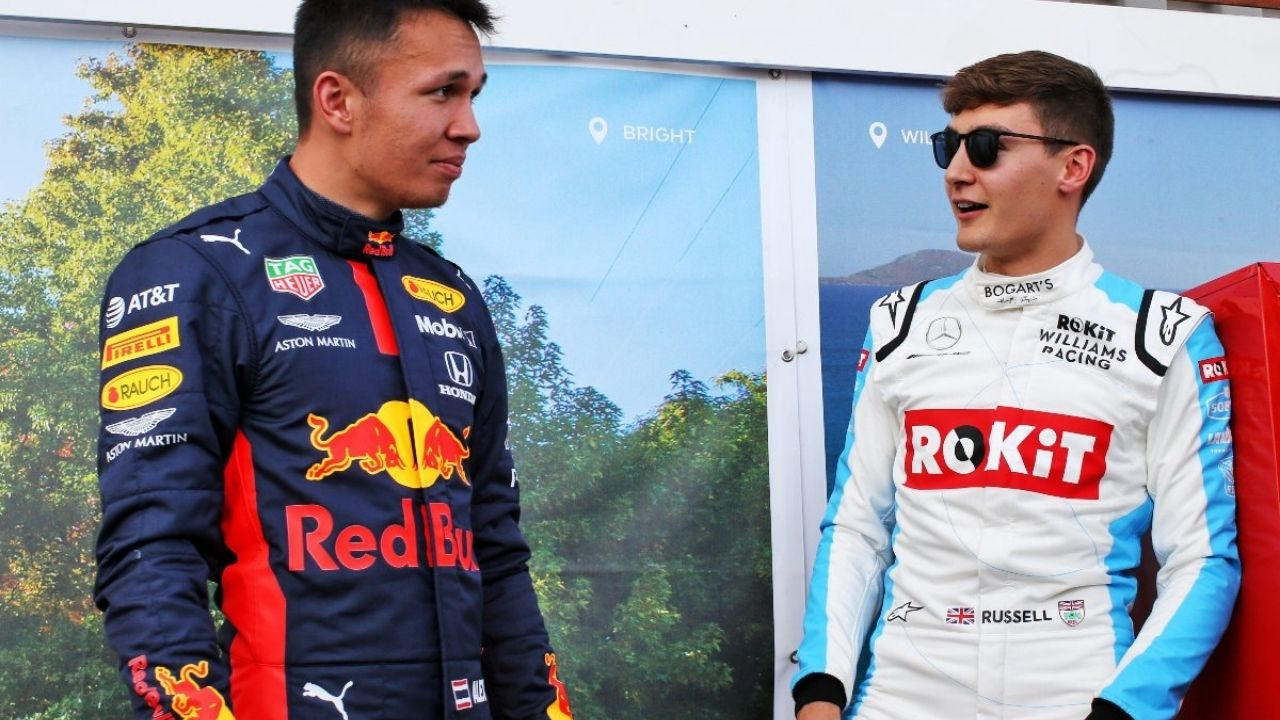 Alex Albon to Williams is a done deal with the Red Bull reserve driver reportedly doing a seat fit for next season