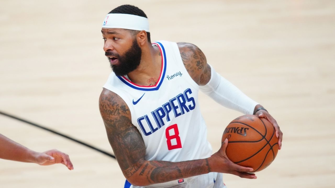 """""""NBA 2K is trash... I think y'all just hating"""": Clippers' Marcus Morris disses game developers after being rated lower than rookies Cade Cunningham and Jalen Green"""