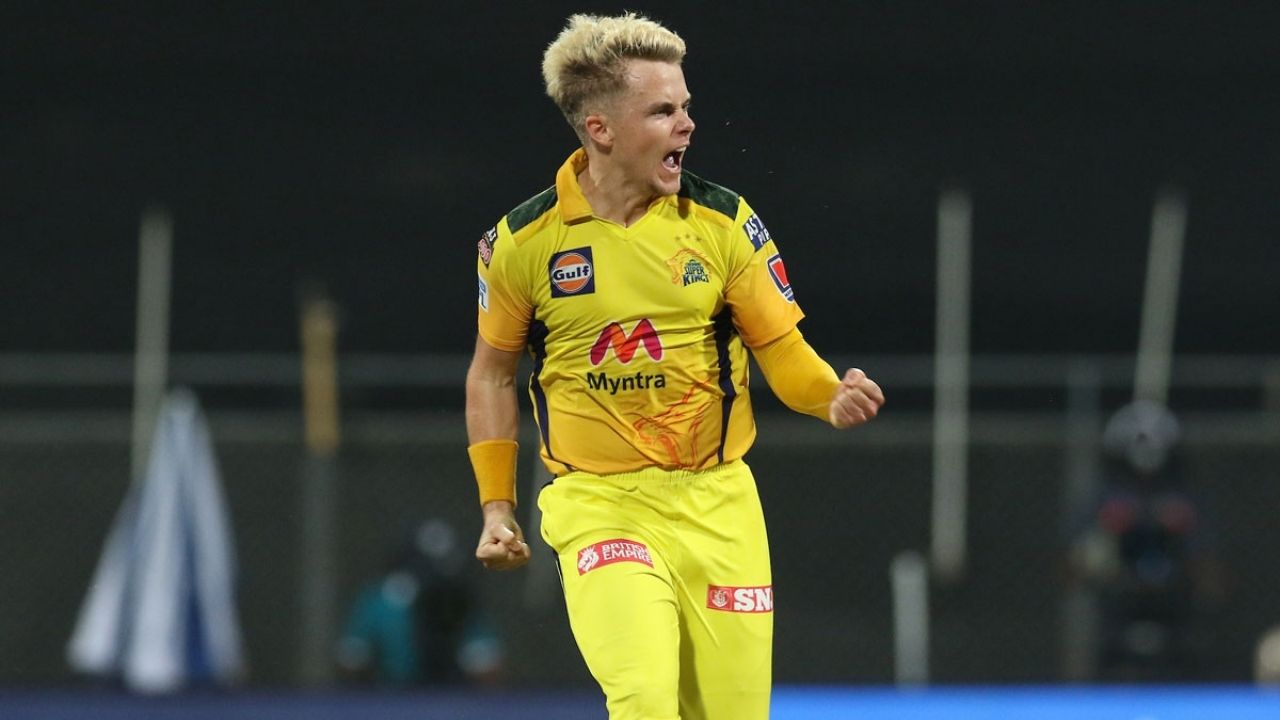 Why is Sam Curran not playing today's IPL 2021 match vs SRH?