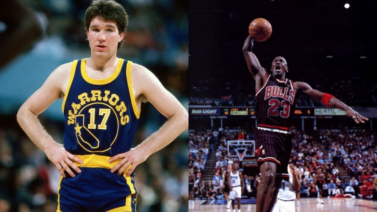 """""""Michael Jordan should have been the MVP in 1981"""": Chris Mullin talks about the Bulls legend scoring 30 points in the McDonald's All-American game and being snubbed from MVP honors"""