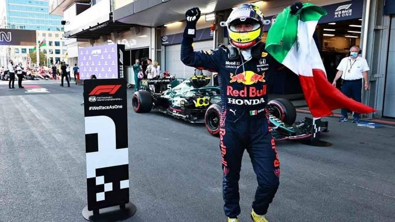 """""""It won't break me down""""– Sergio Perez pledges to overcome his struggles in Red Bull"""