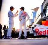 """""""It would have been brutal to pit 'Checo' and take him off the podium"""" - Red Bull chose three points for the team over one less point for Lewis Hamilton in Texas as championship battle heats up ahead of Mexico"""