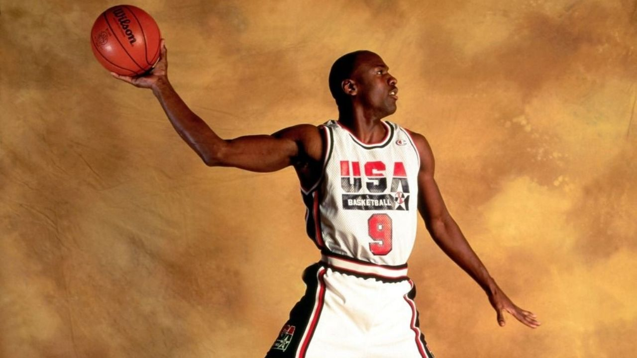 """""""Get a free Team USA Dream Team cup at McDonalds!"""": When Michael Jordan and Patrick Ewing starred in a hilarious advert prior to the 1992 Olympics"""