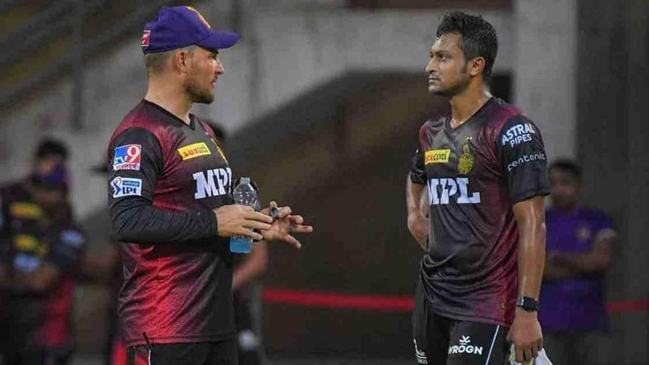 Umran Malik cricketer: Shakib Al Hasan replaces Tim Seifert in KKR Playing XI vs SRH