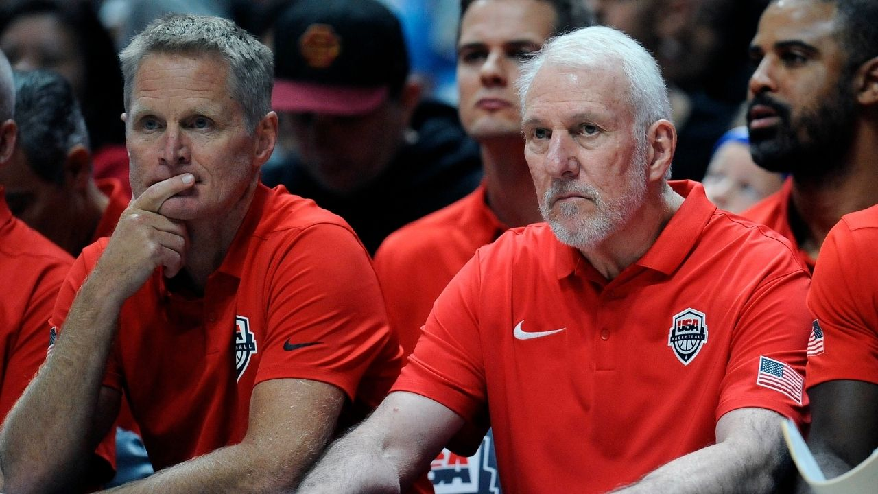 Steve Kerr to replace Gregg Popovich? NBA insiders report strong speculation about Team USA Basketball head Grant Hill's decision about their next head coach