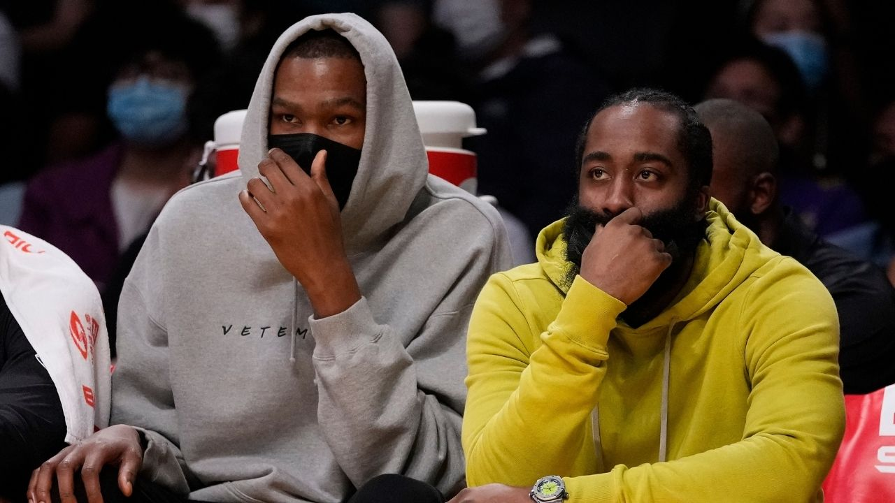 """""""Is this a Kevin Durant-Golden State situation? Is James Harden just going to Brooklyn to get his rings?"""": NBA analyst predicts the departure of the Nets superstar after finding team success in New York"""