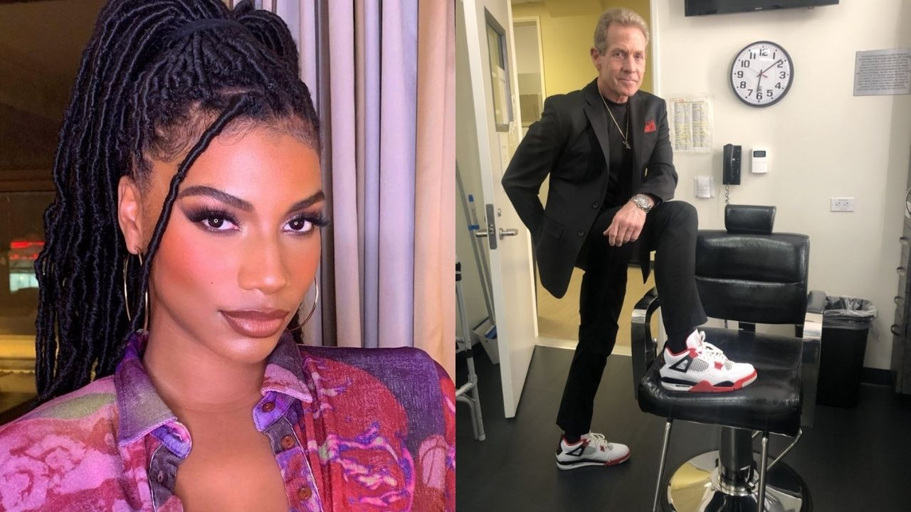 """""""Allen Iverson said LeBron James is a killer and it goes without saying"""": Taylor Rooks tells Skip Bayless to watch her entire interview with The Answer"""