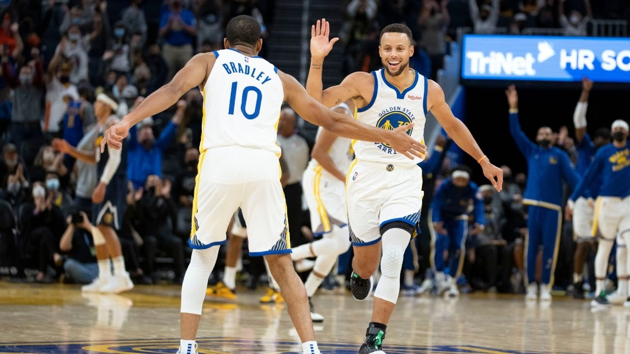 """""""I think I might be the best on-ball defender in the NBA"""": Steph Curry's new teammate thinks he's better than the likes of Jrue Holiday and Marcus Smart"""