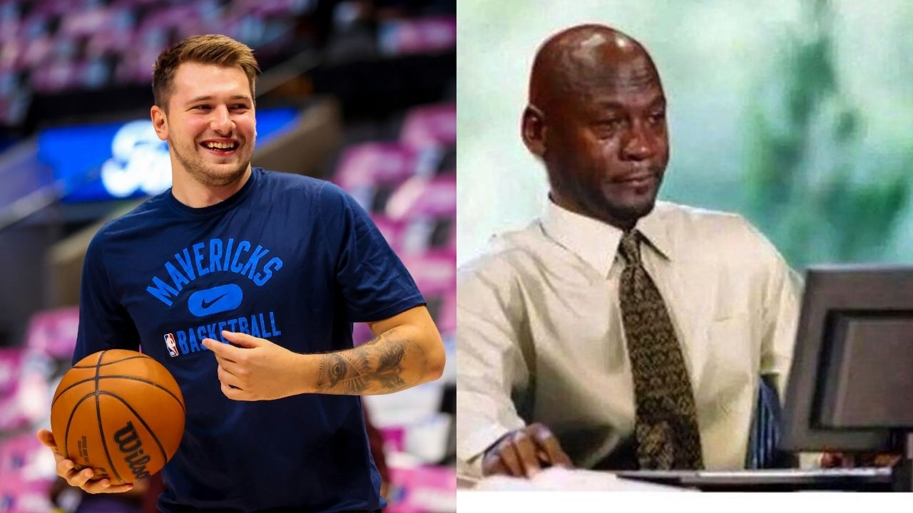 """""""LaMelo Ball's Hornets really had just 41 points by the 4th quarter?"""": NBA fans stumped as Luka Doncic and co inflict 68-point defeat on Michael Jordan's team"""