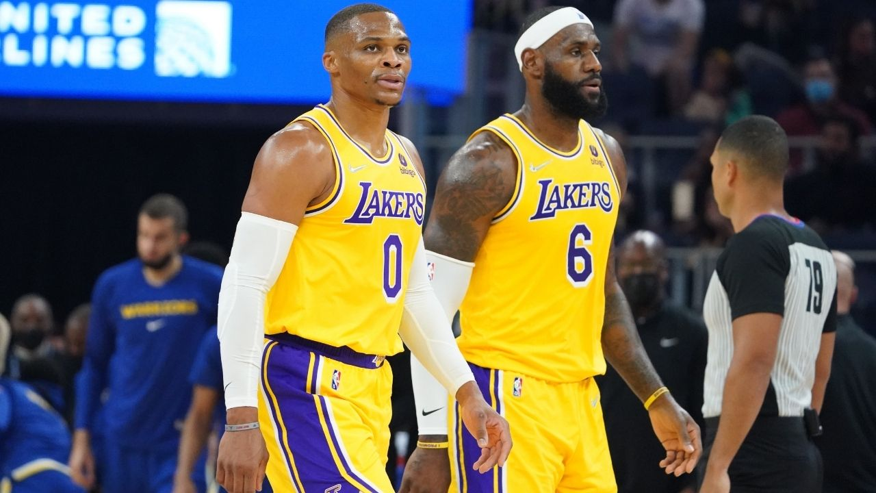 """""""It's going to take a minute for us to become the team we are capable of being"""": LeBron James pacifies Lakers fans after going on a unexpected 0-5 preseason start"""