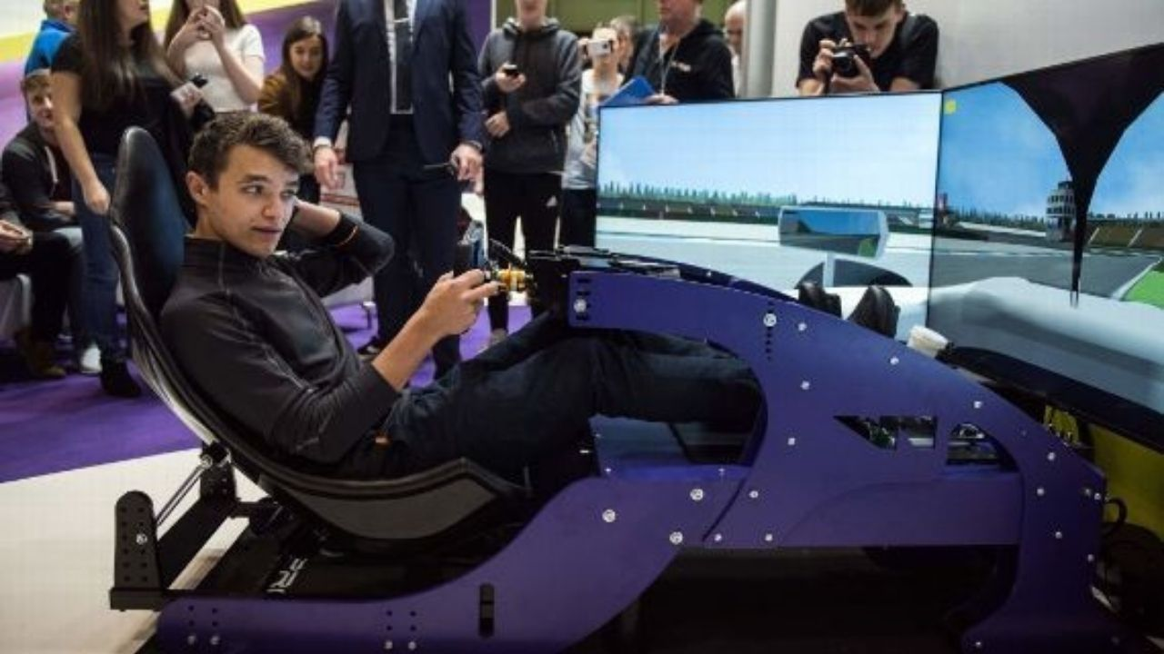 """""""Not as nice as this season""""– Lando Norris gives verdict on 2022 McLaren car after simulator tests"""