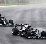 """""""Mercedes must be p*ssed off"""" - Yuki Tsunoda has held off Lewis Hamilton and Valtteri Bottas in recent races in his AlphaTauri, as he looks to overcome poor rookie season so far."""